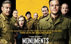 Monuments Men Recalls Art History at War
