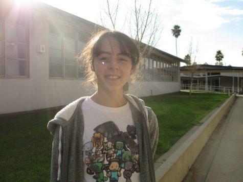 Profiting from Prose: Ariana Espinosa wins essay contest