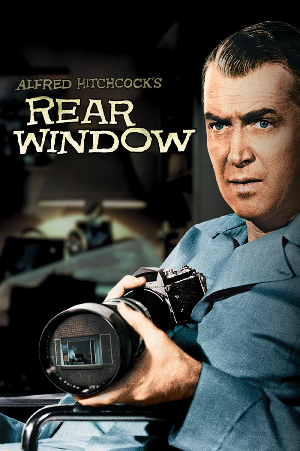 The stinger movie mondays 1 rear window 1954 for 1954 rear window