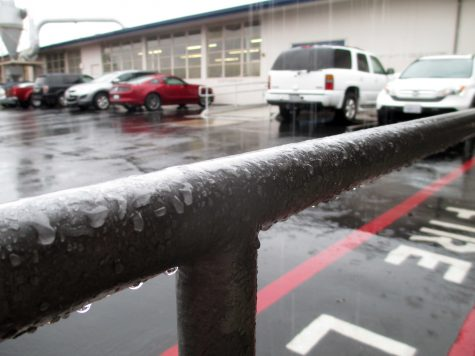 El Niño expected to flood D-wing