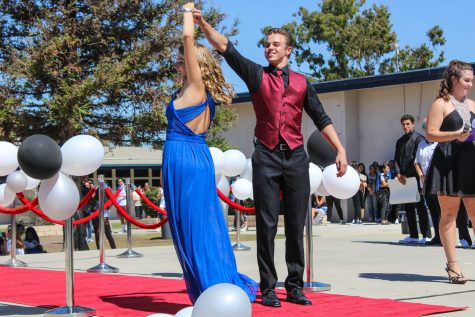 Homecoming Styles Featured in Fashion Show