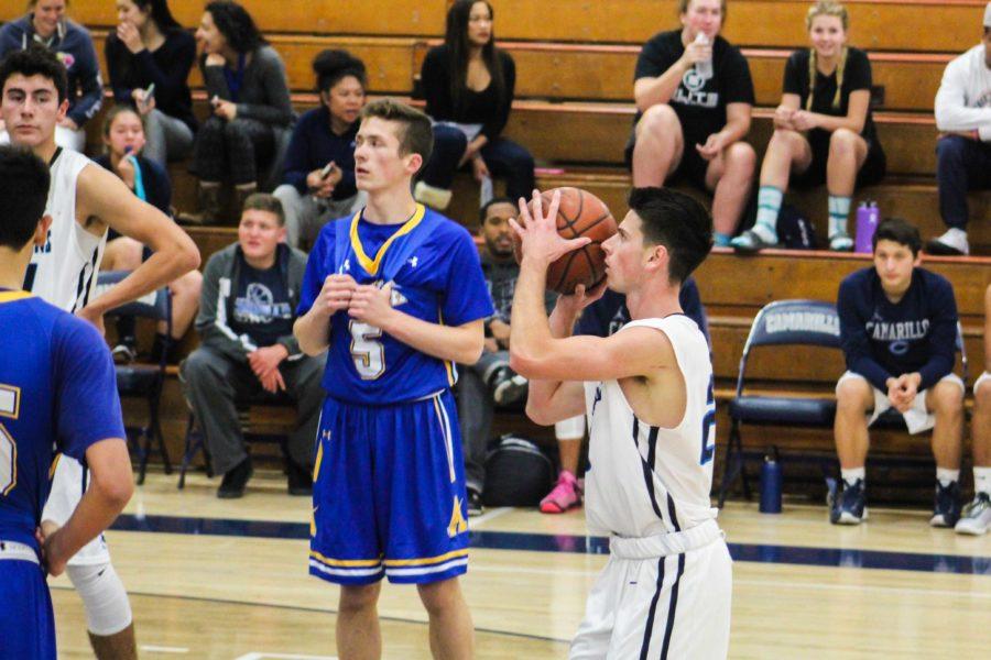 Boys Basketball Jump-Starts Season