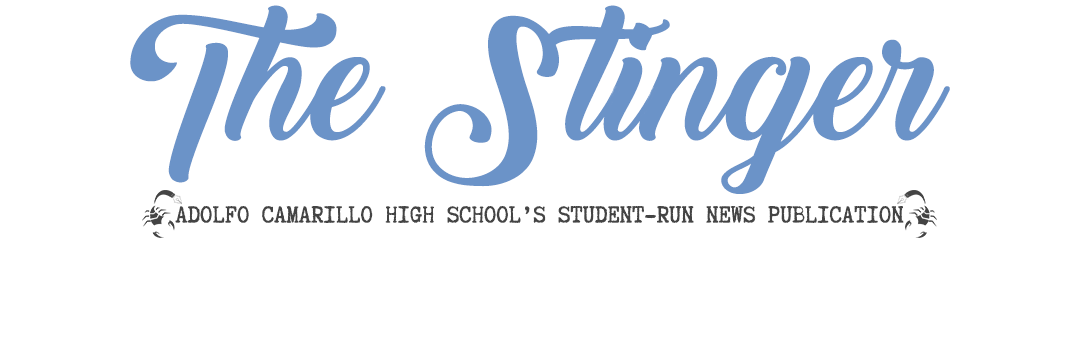 Adolfo Camarillo High School's student-run news publication