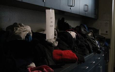 Many bags and items are lost and have yet to be found by their owner.