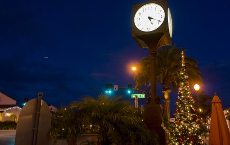 Downtown Camarillo shows off its splendor during the Holiday Season.
