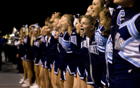 Cam High's Varsity Cheer and Pep Squad took first place in Nationals last month.