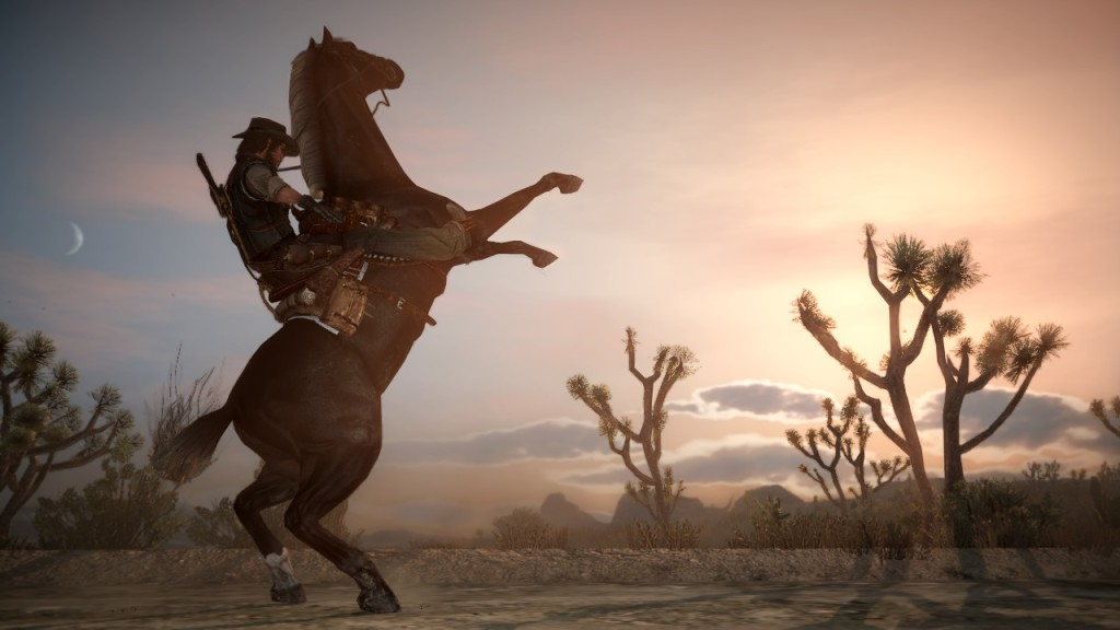 Red Dead Redemption - SS by gameinformer.com