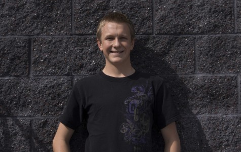 David Gatchel, Junior, achieved the position of fourth chair in the California State Honor Band.