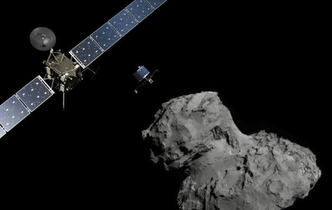 Spacecraft Rosetta successfully deployed its lander on Comet 67P/C-G on November 12 of this year.