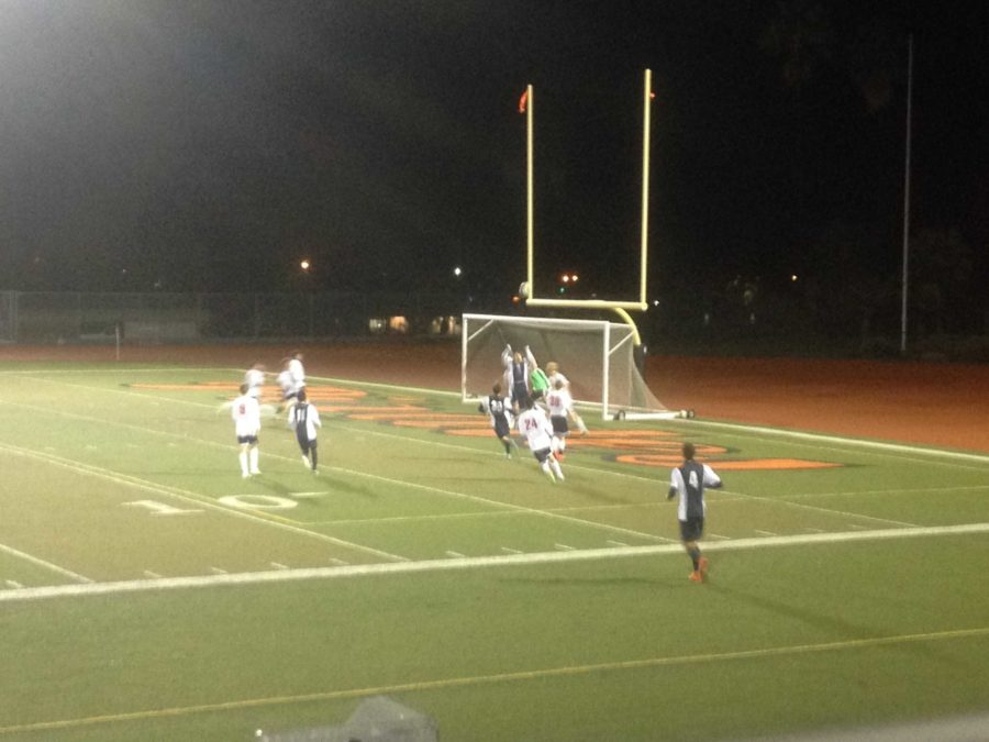 Cam High's boys soccer team won their match against Foothill 5-0.