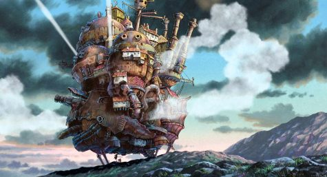 Movie Mondays 3: Howl's Moving Castle (2004)