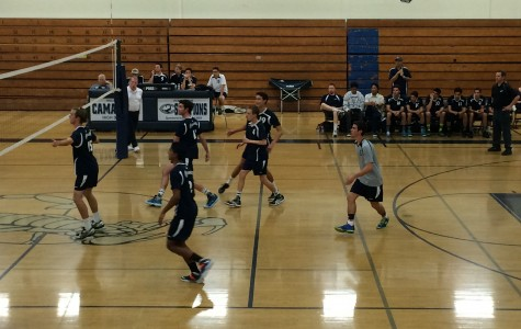 Scorps serve up the Tritons on the Volleyball court