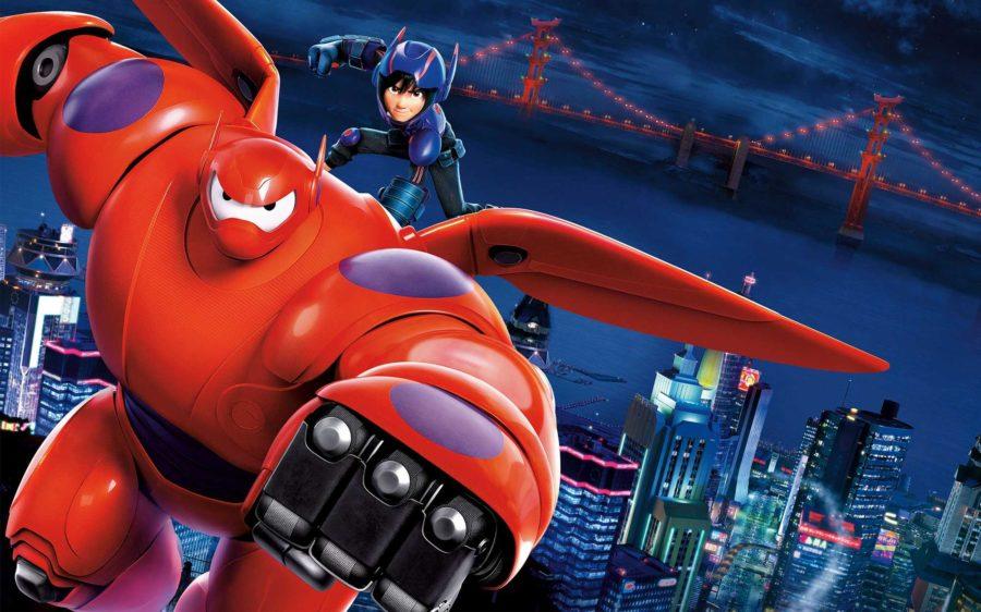 Movie Mondays 8: Big Hero 6