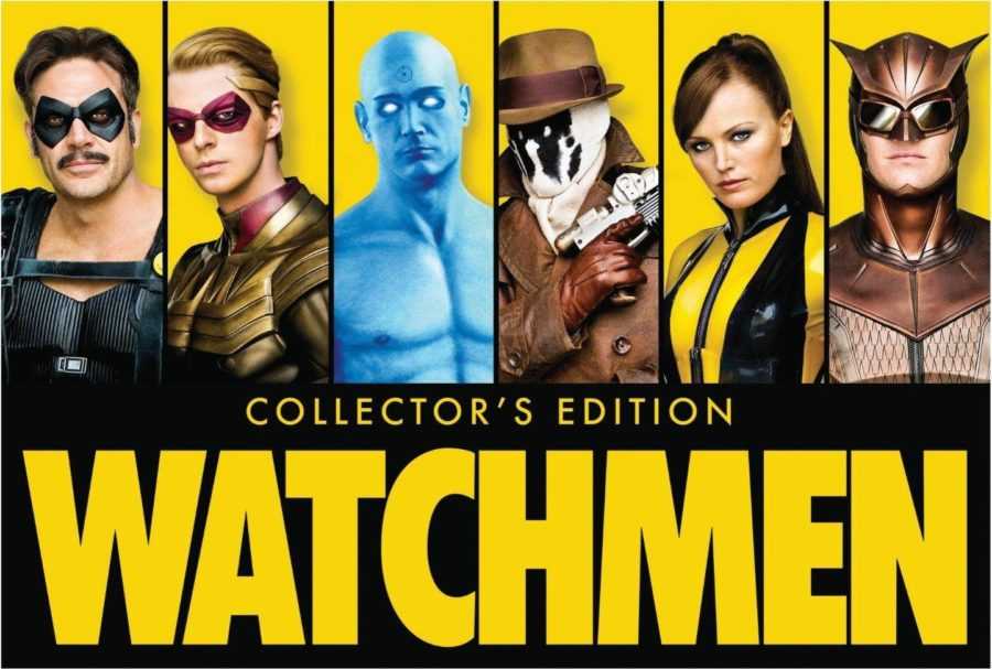 Movie+Mondays+9%3A+Watchmen+%282009%29