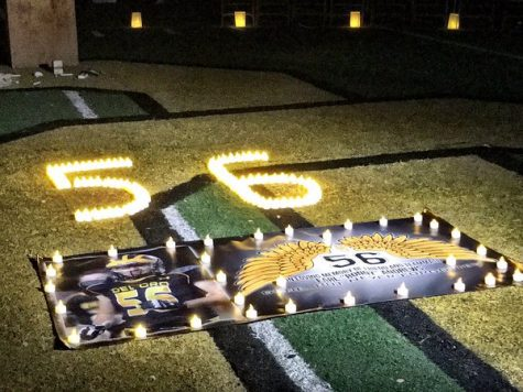 Del Oro football player dies in car accident