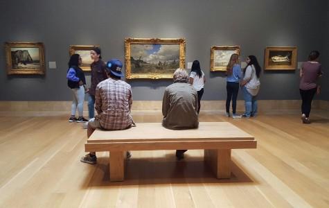 Art students take cultural field trip to Pasadena