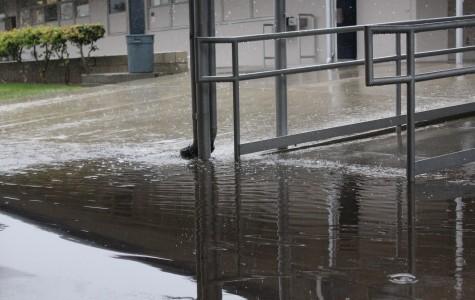 Rain impacts Camarillo