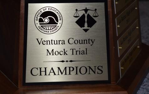 Cam High's 'Scorpions' mock trial team won the Ventura County Championship last night.