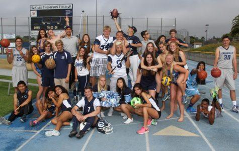Athletic department nominates Scholar Athletes
