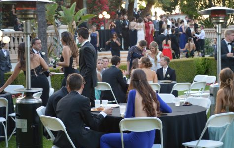 Prom held at Spanish Hills Country Club of May 2016.