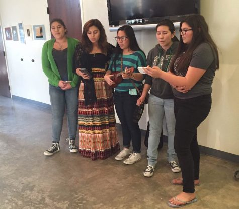 Cam High's Video Production Class: Through the lens with storytelling