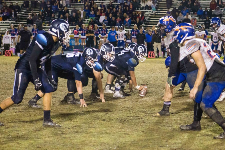 After a season of mixed results, Cam High lost their final home game to the Westlake Warriors