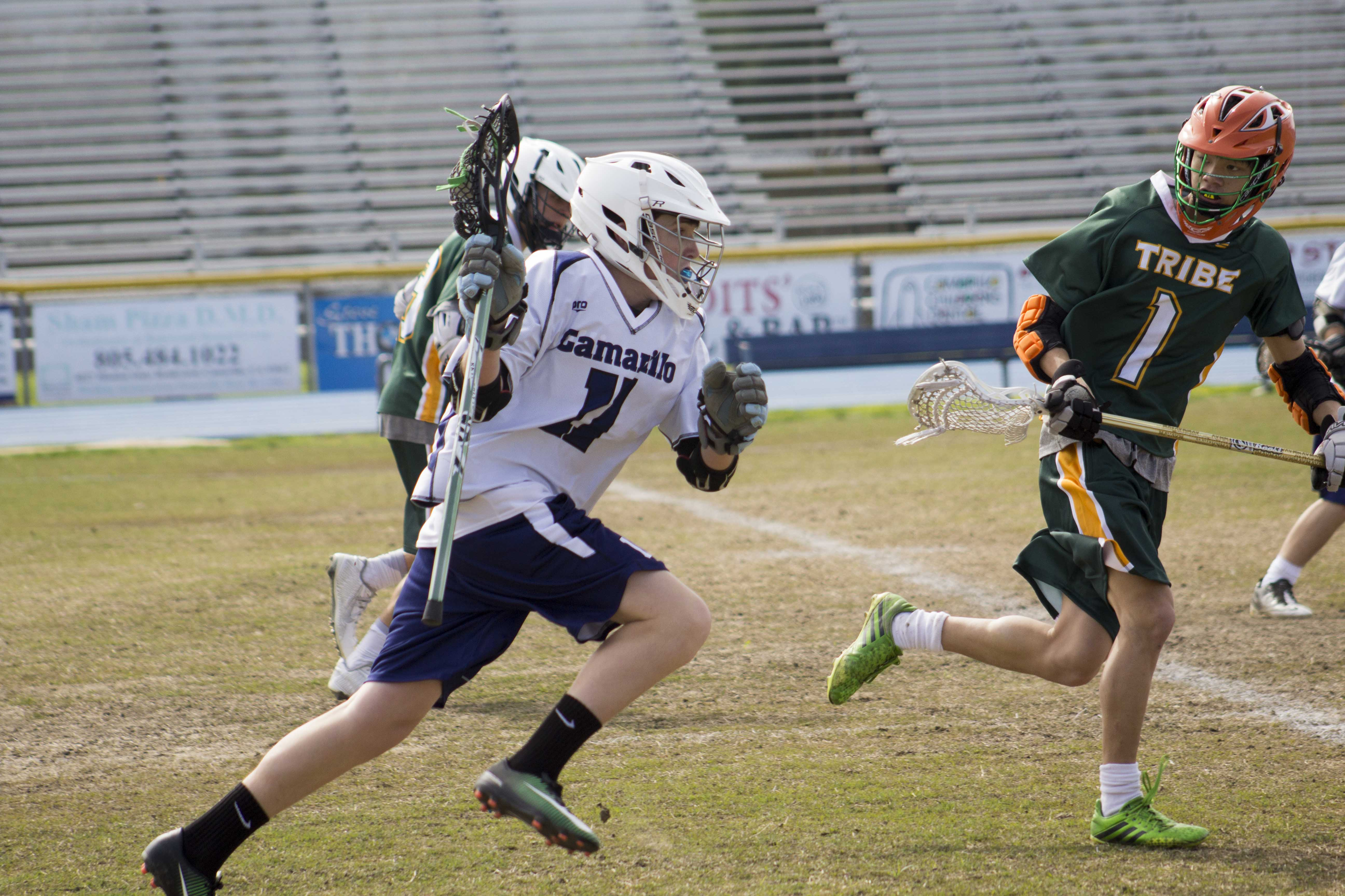 Aidan Carter, freshman