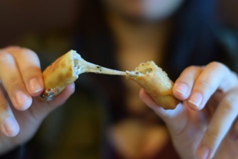 Photo by: Cecilia Bach-Nguyen Cheese rolls