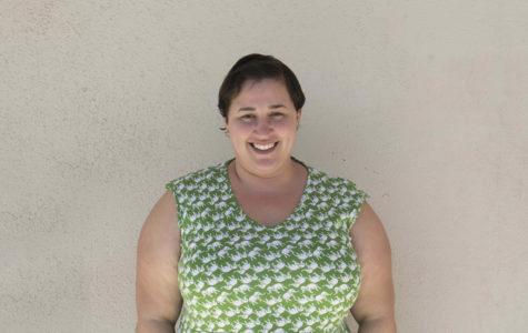 Mrs. Nichole Vicuña, new SPED teacher at Cam High.