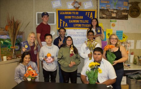 Flowers for Students and Staff