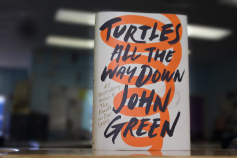 Review: Turtles All the Way Down by John Green
