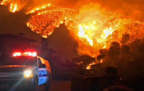 The Thomas Fire Causes Over 88,000 People to Flee Their Homes