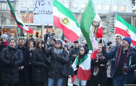 Second Largest Protests in Iran after the Green Movement