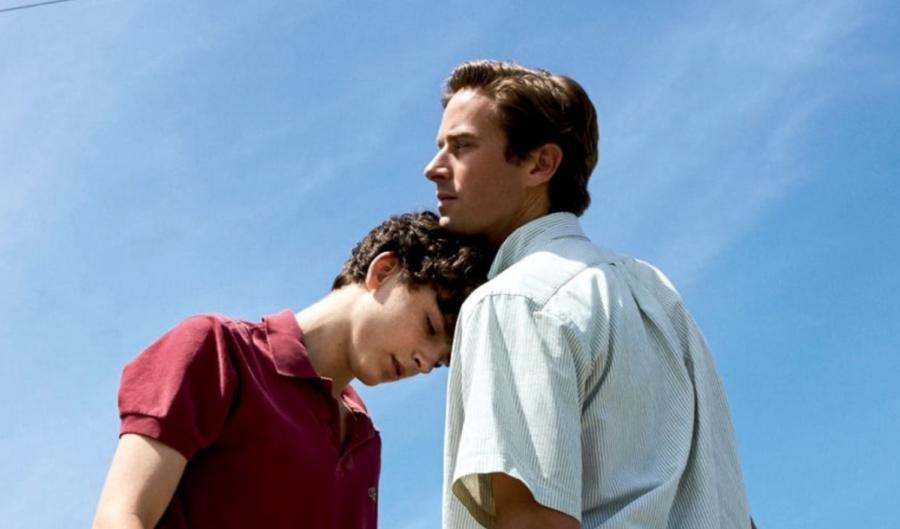 Call Me By Your Name out now in select theaters.