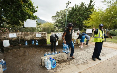 Cape Town Has 110 Days Before They Run Out of Water