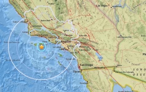 5.3 Earthquake hits Ventura County