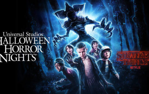 The theme of this year's Halloween Horror Nights is Netflix's television show,