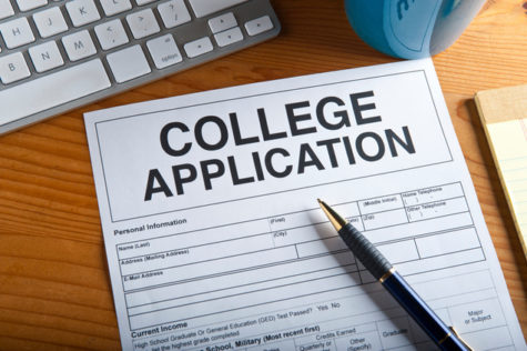 College Applications can be stressful to some seniors, so here is some advise to help you through it.
