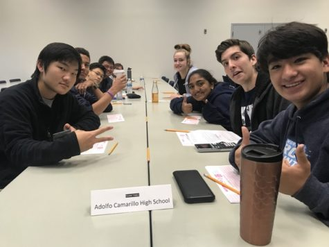Cam High's Academic Teams Receive New Leadership