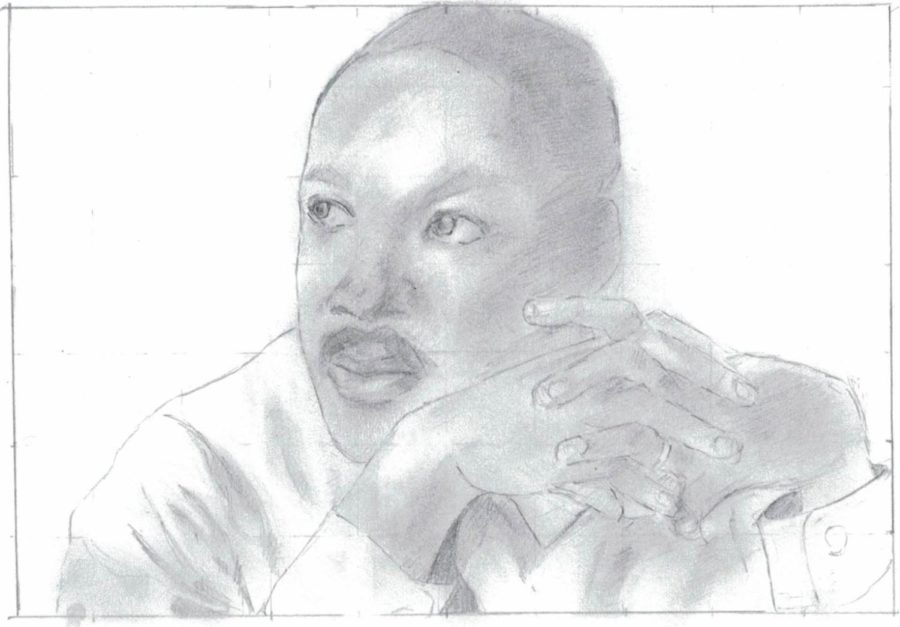 Darkness cannot drive out darkness; only light can do that. Hate cannot drive out hate; only love can do that. -Martin Luther King Jr.