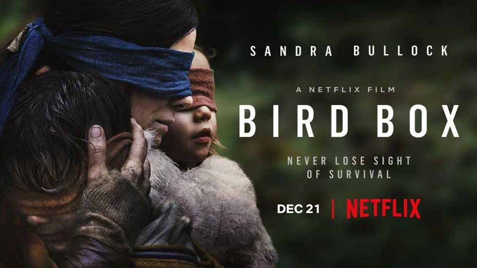 Movie poster for Netflix Original