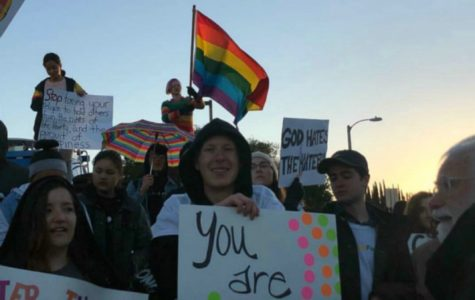 On Feb. 4, Westboro Baptist Church picketed Thousand Oaks High school.