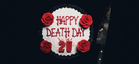 The official movie poster for Happy Death Day 2U.