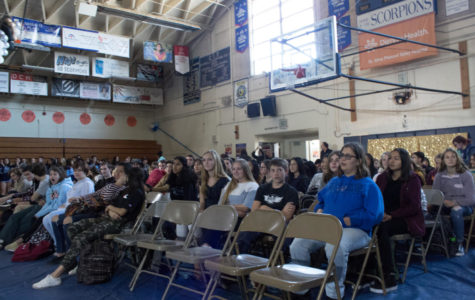 Cam High's First Renaissance Rally and Ceremony