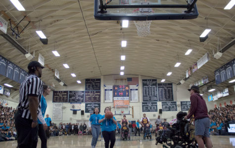 The Special Olympics game was played at Cam High on Feb. 13, 2019.
