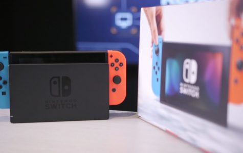 The Nintendo Switch can be distracting to students and should not be used during class time.