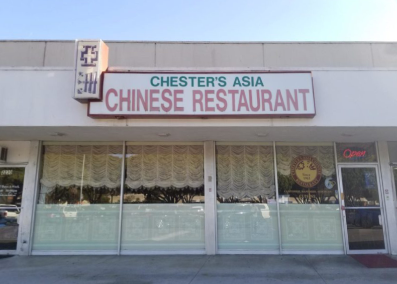Chesters Asian