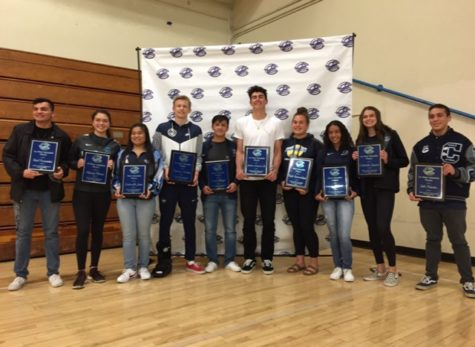 Valuing Cam High's Top Student-Athletes