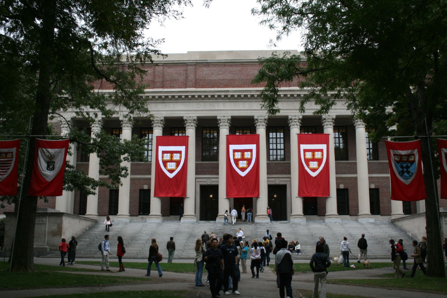 Harvard University had a record 43,330 applicants this year, of which 935 were notified of early acceptance.