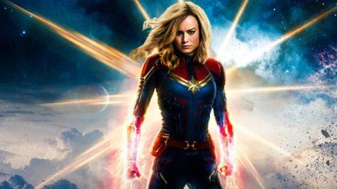 Movie poster for Marvel